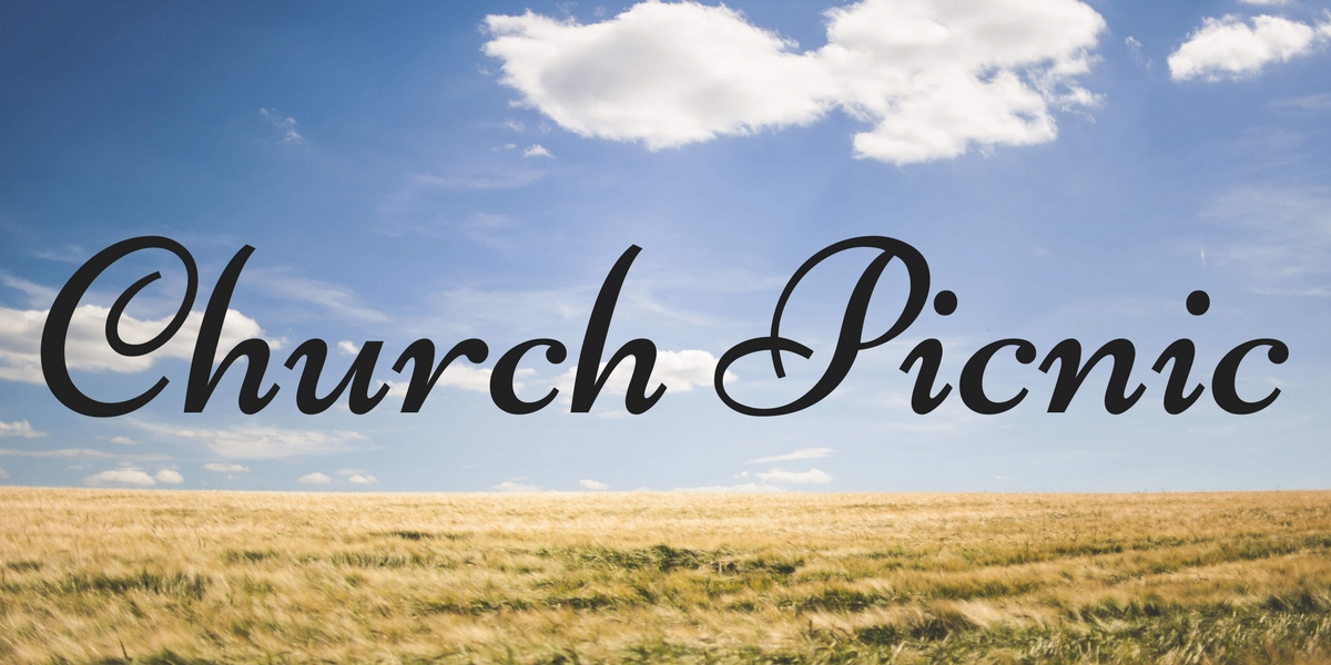 Church Picnic – no date
