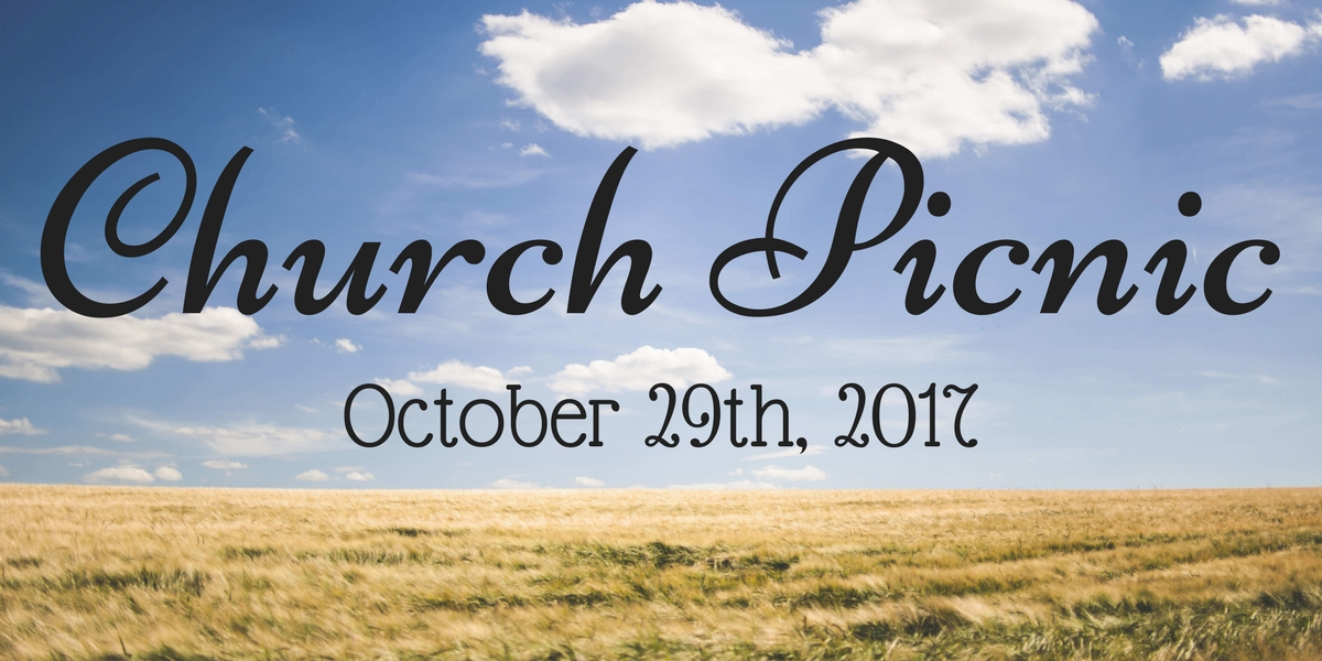 Church Picnic(3)