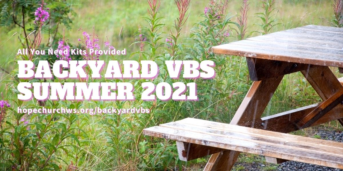 Copy of Copy of Backyard VBS