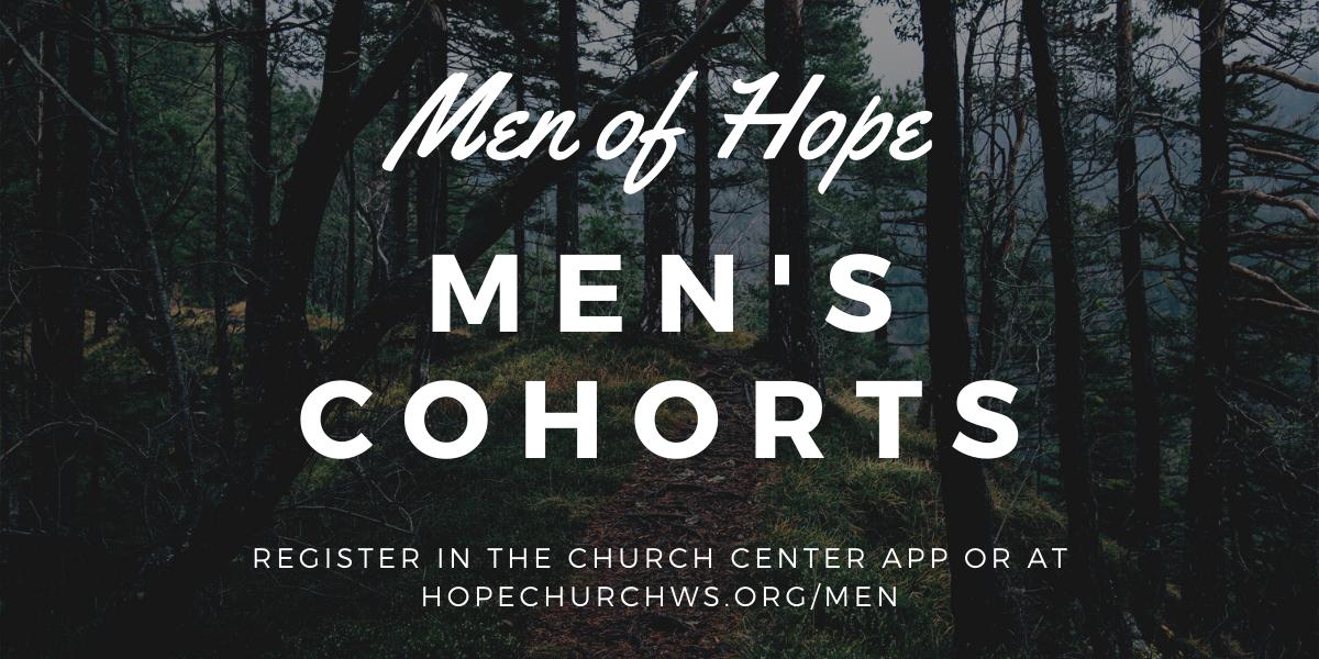 Copy of Mens Cohorts