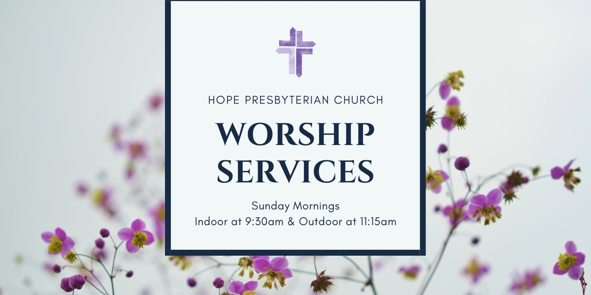 Copy of Worship services