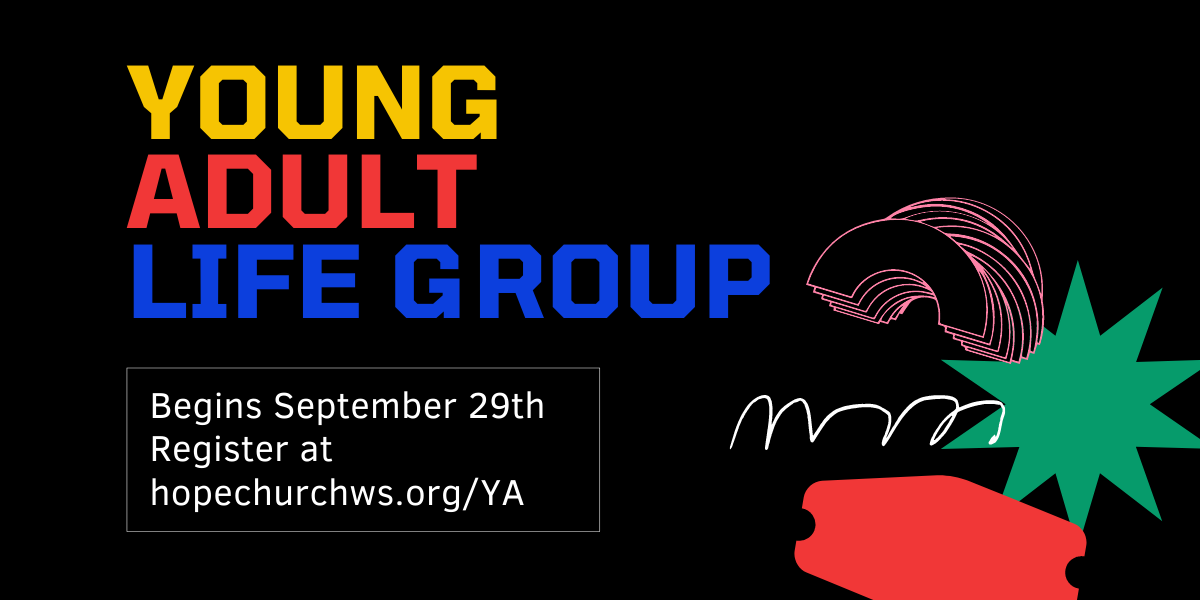 Copy of Young Adult Life Group
