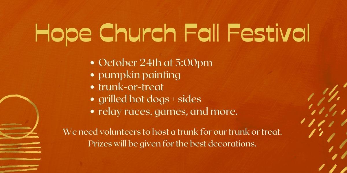 Hope Church Fall Festival (1200 x 600 px)