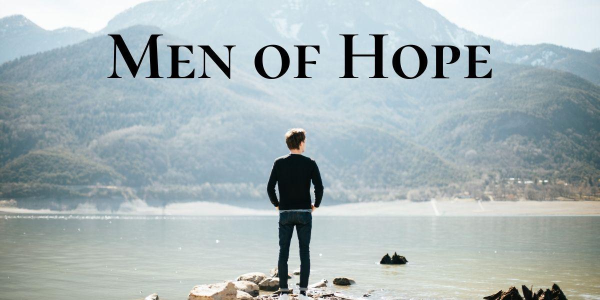 Men's Ministry – large