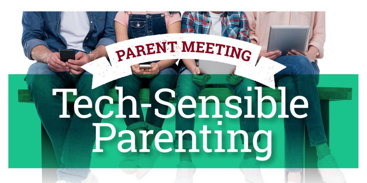 Tech-Sensible Parenting Large
