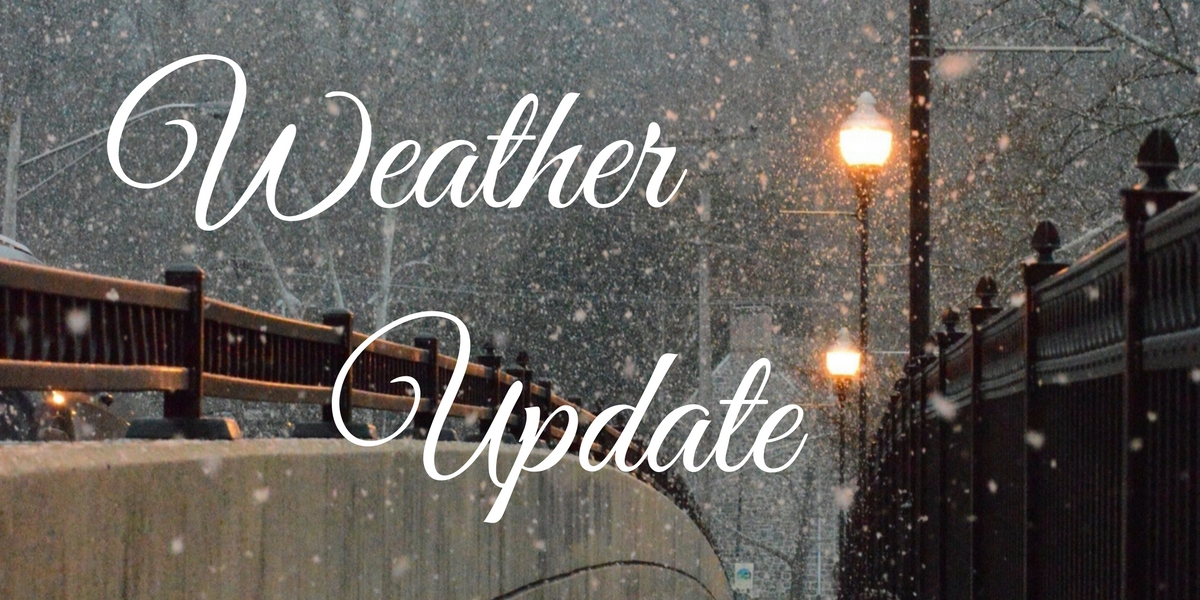 Weather Update – Large
