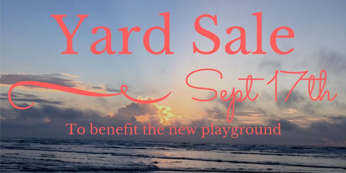 Yard Sale – large