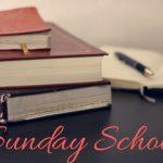 Sunday School on Hiatus