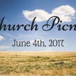 Church Picnic – June 4th, 2017