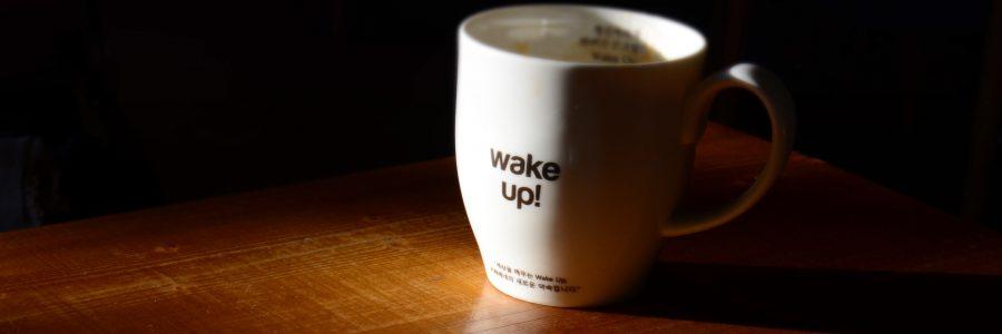 Waking Up to God's Presence